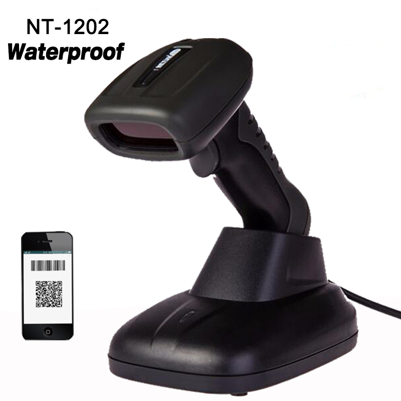 New waterproof 1D,2D wired USB handheld barcode scanner QR Code Barcode Reader For Mobile Payment Computer Screen Scanner m2 5 pem nuts standoffs blind rivet captive nuts self clinching blind fasteners