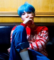 2018 Kpop Home BTS Bangtan Boys SUGA Same O Neck Sweatershirt Man And Women S Winter
