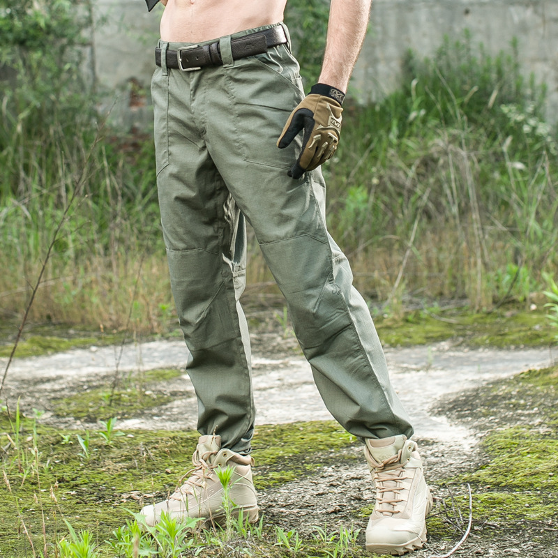 ФОТО Tad 5.0 Tactical outdoor Combat Army Training Military hiking pants men camping sport waterproof Brand hunting trousers
