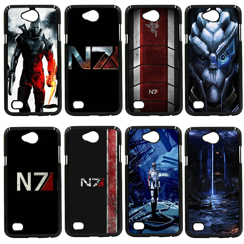 Cell Phone Cases N7 Mass Effect 3 Hard PC Cover For LG L Prime G2 G4 G5 G6 G7 K4 K8 K10 V20 V30 Nexus 5 6 5X Pixel Shell