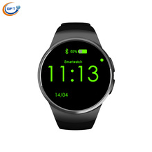 Smart Watch GFT Passometer SmartWatch Sim Heart Rate Monitor KW18 Android Wear Dial Call Smart Watches For IOS Android Phone