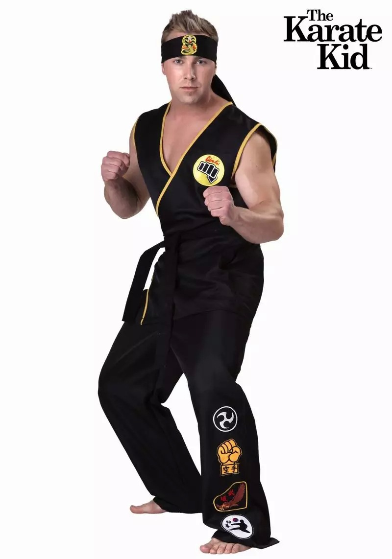 Cobra Kai Val Armorr karaté uniforme Cosplay Costume karaté enfant vestes Cosplay 3D impression Hoodies Sweatshirts hommes femmes sports