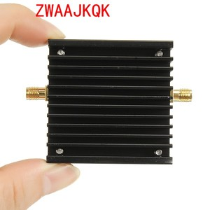 Image 5 - NEW 1PC DC 5 7.2 V 1 2A 433 MHz 5 W Radio frequency amplifier 50*50*15mm