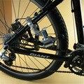 T6 LED Bike la Luz Delantera de La Bicicleta luz Faro 12V6W Fricción Generador Dinamo Linterna Luces Trajes A Prueba de agua de la aleación de Aluminio