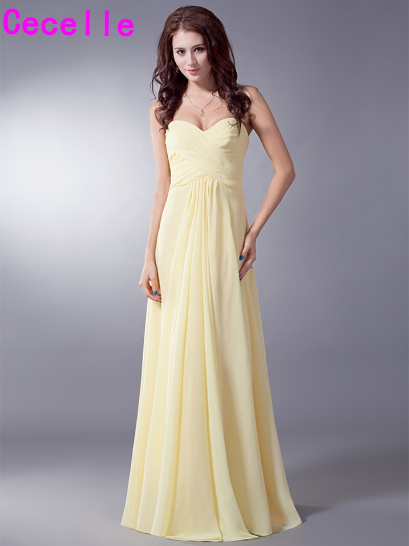 Long Beach Bridesmaid Dresses