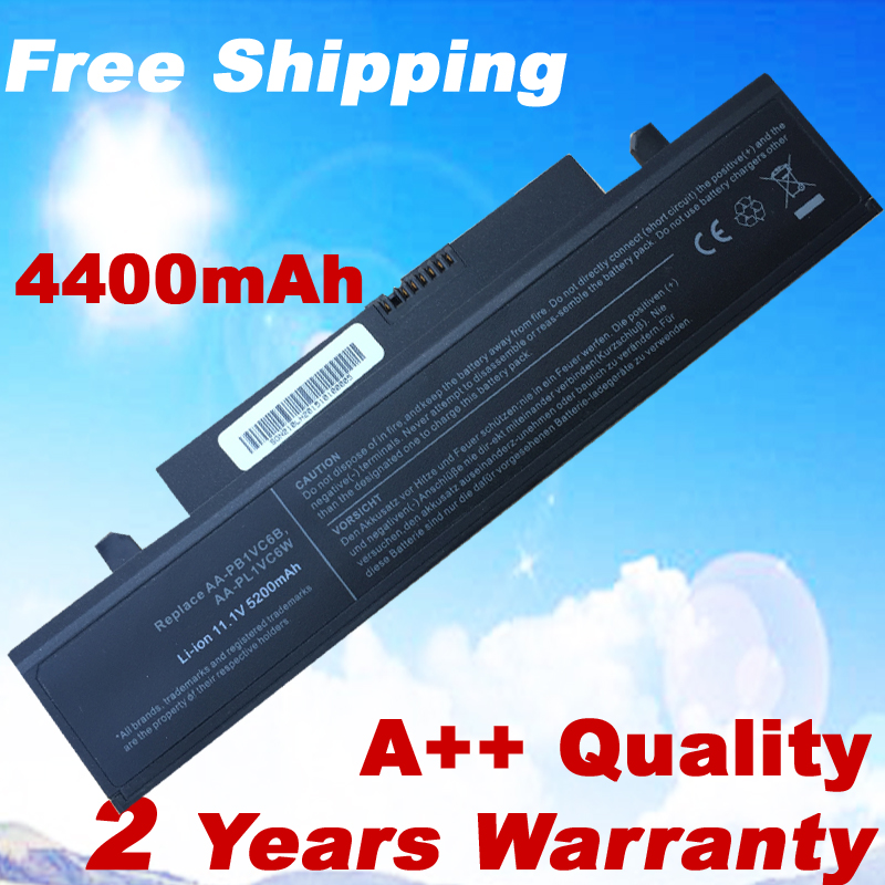 Black 6 Cells Notebook Battery For SAMSUNG Q330 N210 Plus X320 X420 XA02 N220 AA PB1VC6B