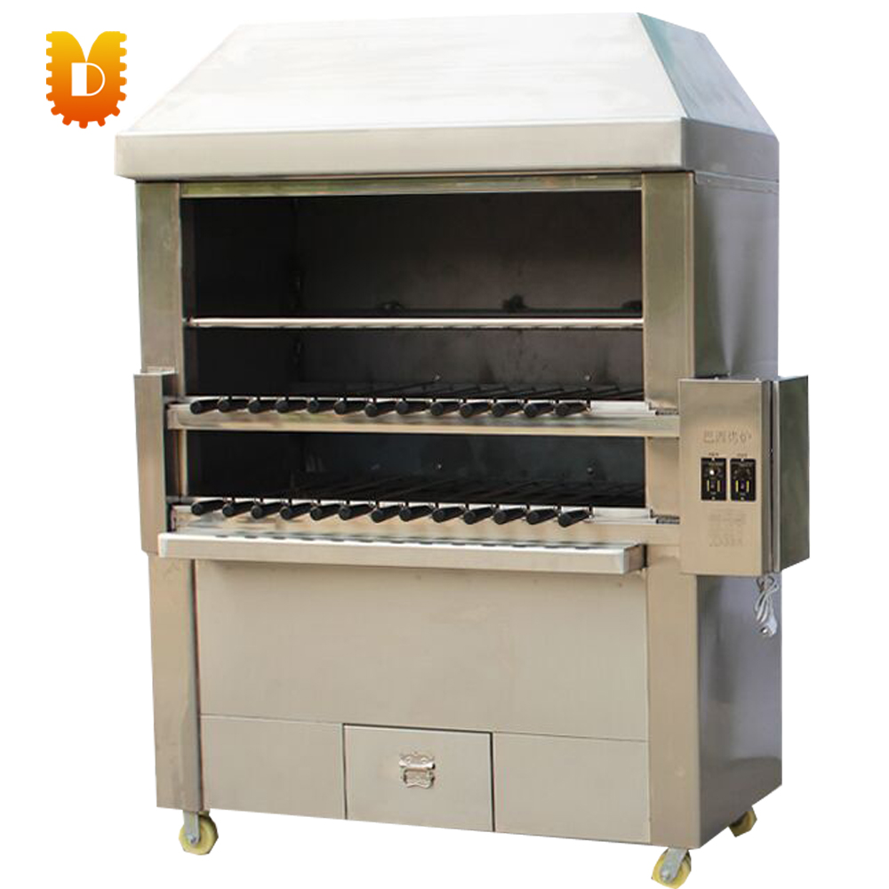 UDKR-1.5 Brazil barbecue furnace meat roaster/grill stove mastering barbecue