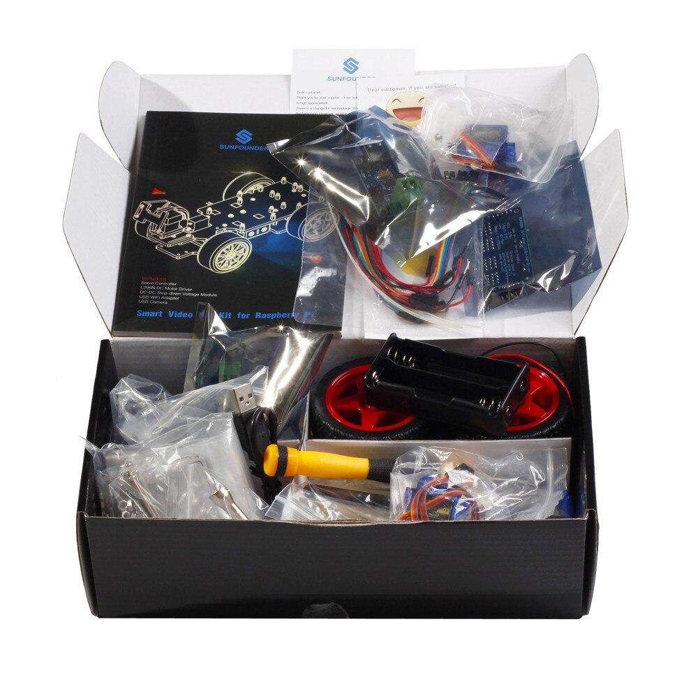 Rasperry Pi App Controlled Toys (5)