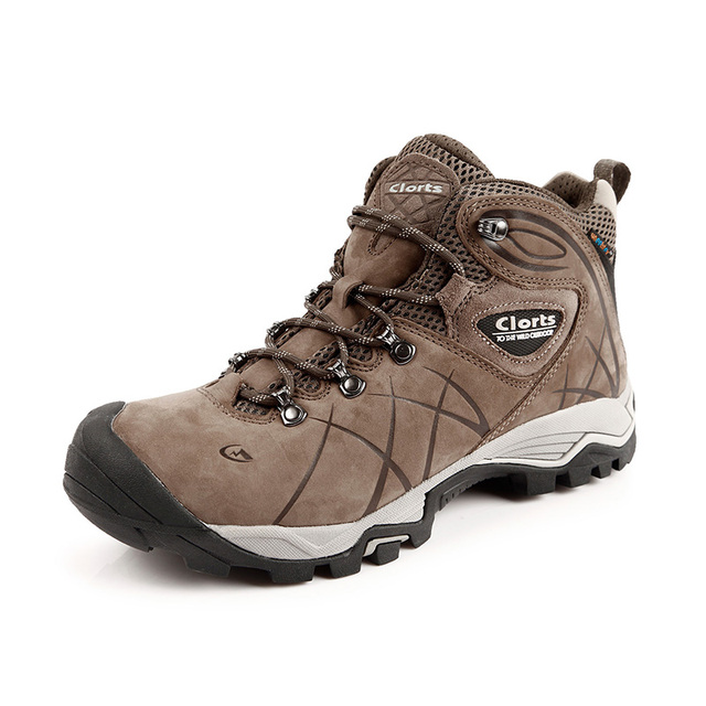 Clorts Men Hiking Shoes HKM-802A