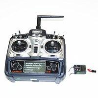 Оригинальный Walkera WK 2801E 8CH 2,4 ГГц цифровая радиосистема с RX 2801 профессиональный приемник