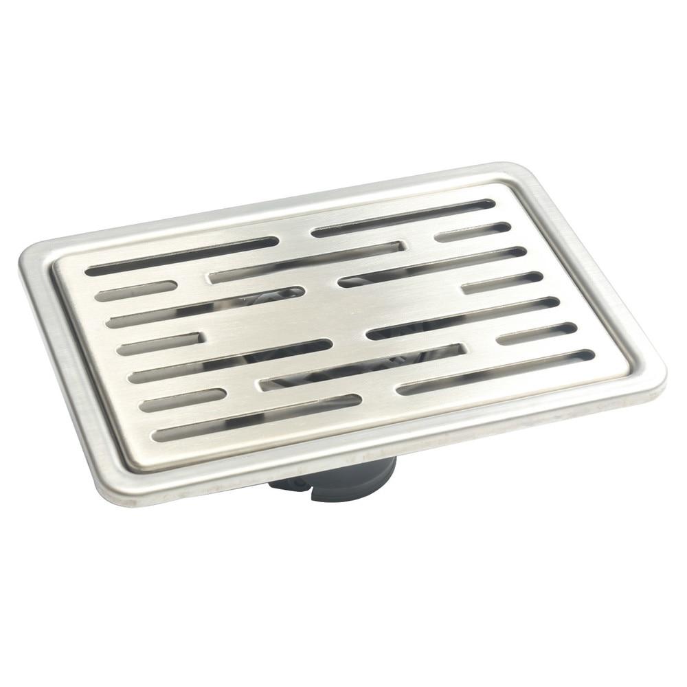 A1 salle de bain cuisine quatre déodorant sol drain salle de bain salle de douche grand déplacement LU5259
