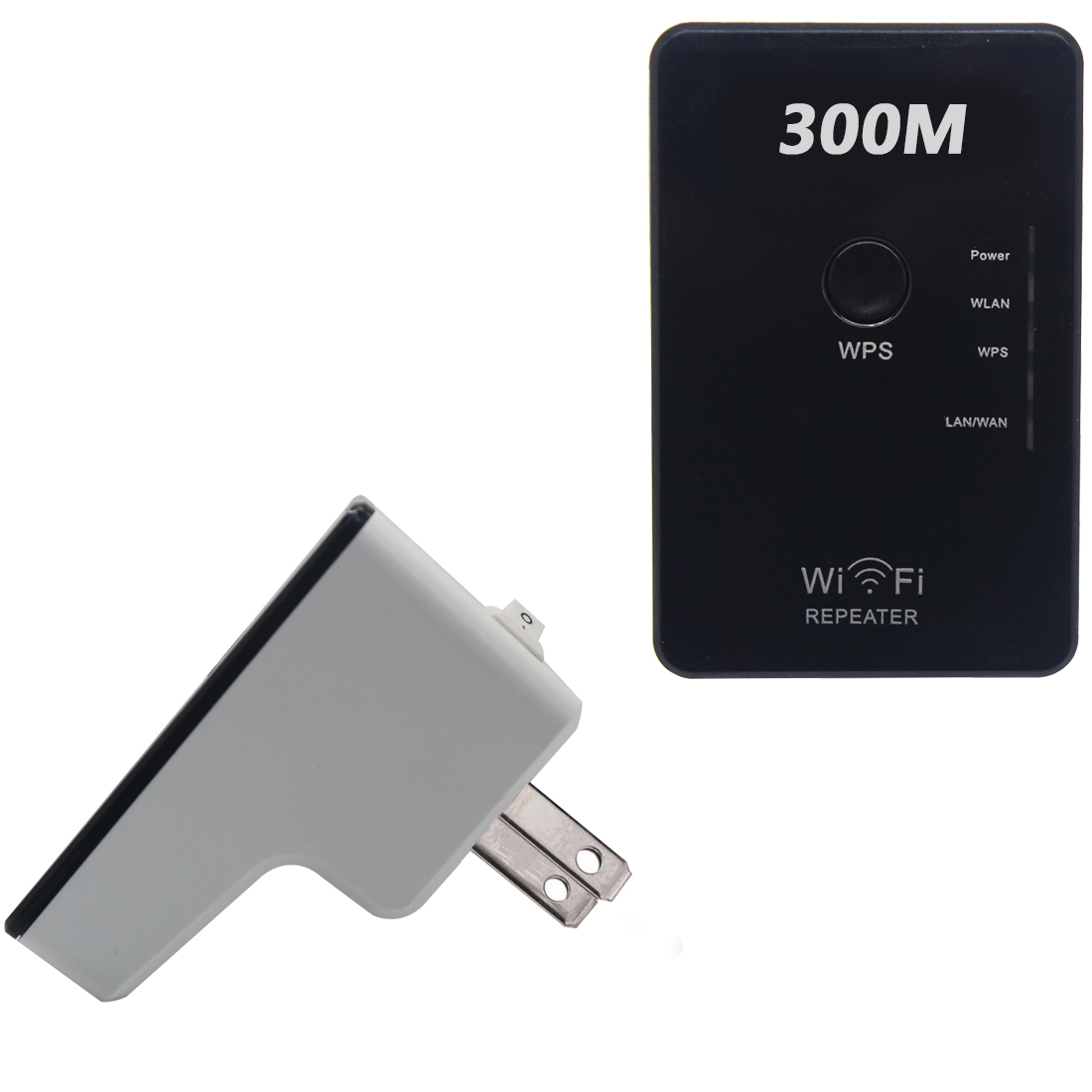NOYOKERE Wifi Repeater Wireless-N AP Range Extender 300Mbps 802.11N Booster Signal Amplifier wlan US