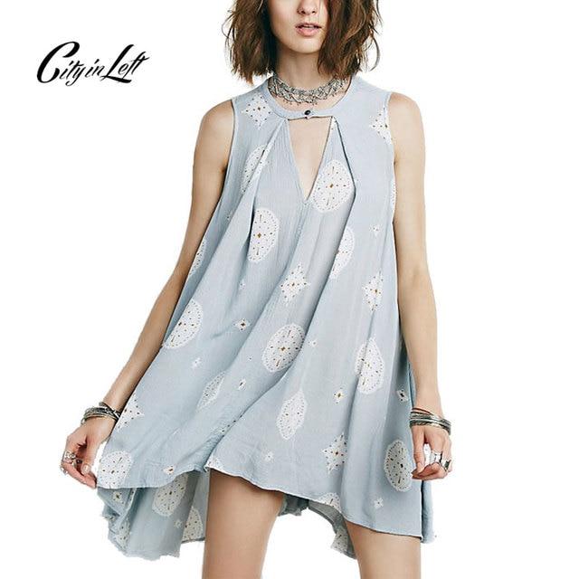 Women Summer Style T Shirt 2016 New Women Loose T Shirt Printed Plus Size Vintage Sleeveless White Blue Black Cool T-shirt M-168
