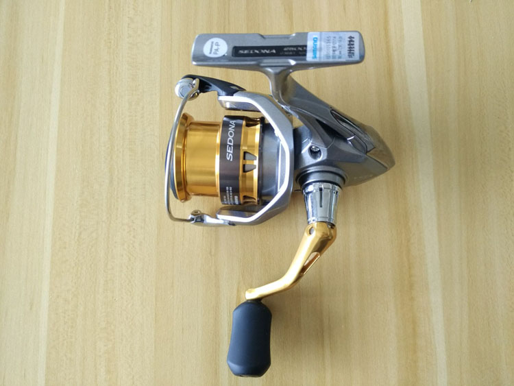 125951f2a04 2017 NEW SHIMANO SEDONA 2500S c3000DH gear ratio 5.0:1 Front Drag Spinning  Reel G Free Body-in Fishing Reels from Sports & Entertainment on  Aliexpress.com ...