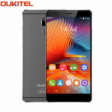 OUKITEL U13 5.5 Inch FHD 4G Mobile Phone Android 6.0 MT6753 Octa-Core 3GB RAM 64GB ROM 13.0MP Dual Camera Fingerprint Smartphone