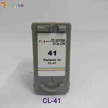 Vilaxh خرطوشة حبر متوافقة CL 41 CL41 لكانون PIXMA iP1200 iP1300 iP1600 iP1700 iP1800 iP2200 iP2400 MX300 MX310 MP160