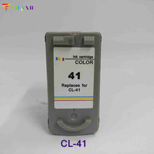 1pk Color Ink Cartridge For Canon CL-41