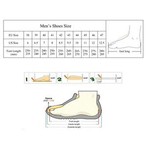 Image 5 - URBANFIND รองเท้าผู้ชายฤดูหนาวรองเท้าอุ่น Plush ภายในขนาดใหญ่ EU 38 44 VINTAGE Man รองเท้าหนัง Lace Up รองเท้าแฟชั่นผู้ชาย