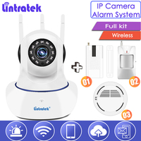 2MP 1080p Wireless IP Camera full kit with WiFi Alarm Systems Security Camera for Home Motion Sensor Infrared Detector cctv S28