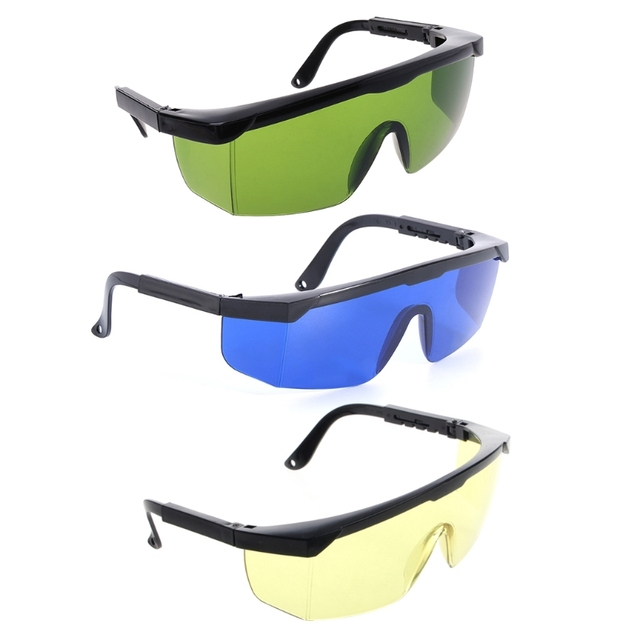 eea9ca8b63c1 Protection Goggles Laser Safety Glasses Green Blue Eye Spectacles Protective