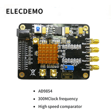 все цены на AD9854 module Signal generator high speed DDS module signal source sine wave square wave signal generator Function demo board онлайн