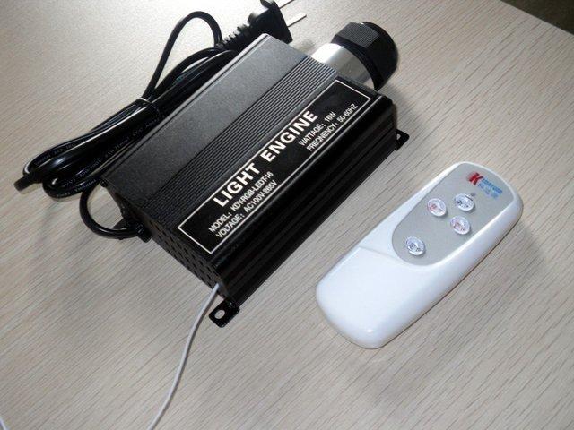 led fiber engine;16W;with remote controller;AC100-240V input;