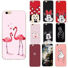 Case For Iphone 6 S Cover Cases Luxury Silicon Cover For Iphone 7 8 plus 6 6S X XS Max XR Coque Cover For Iphone 5 5S SE Case(China)