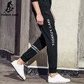 Pioneer camp 2017 nueva primavera pantalones de chándal de los hombres ropa de la marca de moda hombre causal pantalones joggers pantalones de los hombres de calidad superior awk702061