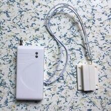 Хорошее качество 433 мГц/315 мГц Беспроводной контакт дверь,/окна магнит датчик, SC2262, EV1527 для сигнализация датчик