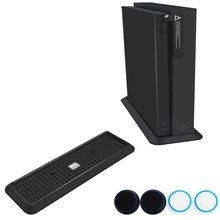Simple Design Vertical Stand Holder Storage Bracket Cradle Base for Xbox one X OneX Game Console Accessories цена и фото