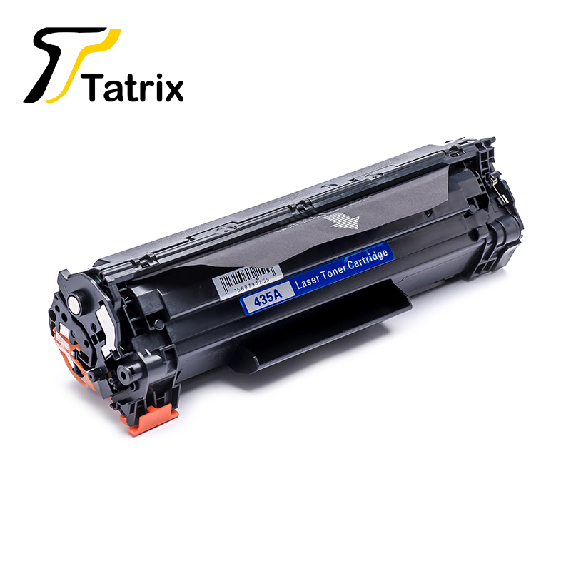 Tatrix For HP435A HP35A <font><b>Toner</b></font> Cartridge For <font><b>HP</b></font> LaserJet P1005 <font><b>P1006</b></font> For Canon LBP3018 3010 3100 3150 image