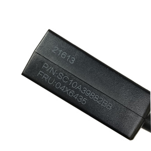 Image 5 - كابل تمديد إيثرنت أصلي I/O ببطاقة فرعية كابل RJ45 لكاربون Thinkpad X1 (20BS 20BT 20HR 20K X1 يوغا 370 fru 04X6435
