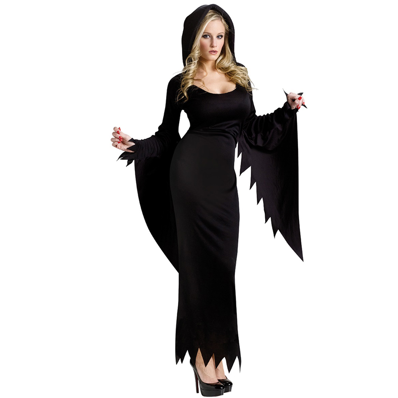 d707349429f Sexy Witch Costume Deluxe Adult Womens Magic Moment Costume Adult Witch  Halloween Fancy Dress
