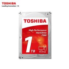 Toshiba SATA III 3.5″ 1TB HDWD110AZSTA 1TB desktop hard 64M P300 Boxed 3.5-inch internal Hard Drive Desktop PC hard disk