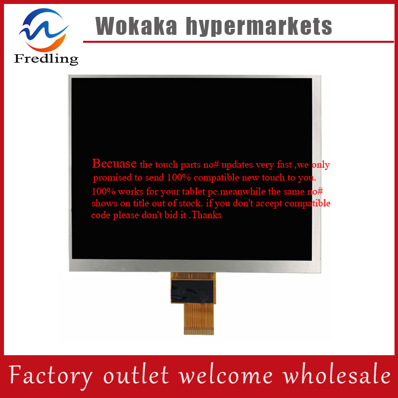 New 8 Inch Replacement LCD Display Screen For Insignia Flex 8 NS-15AT08 tablet PC Free shipping 6 lcd display screen for onyx boox albatros lcd display screen e book ebook reader replacement