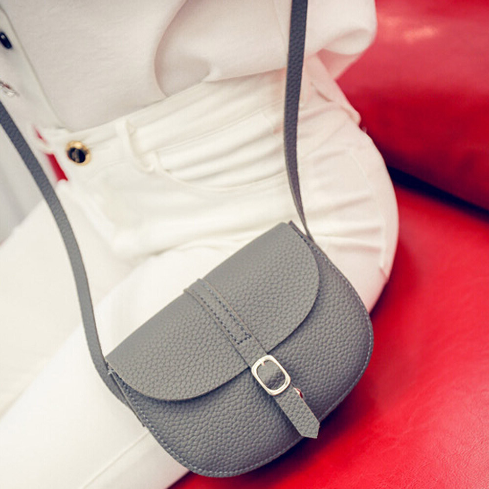 Fashion Women Leather Handbag Cross Body Shoulder Messenger Bag women's handbags top brands Designer famous brand high quality