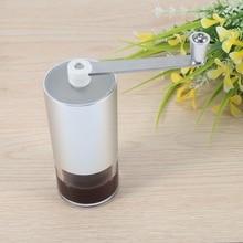 Manual Ceramic Coffee Grinder Washable Ceramic core Mini Manual Handmade Coffee Grinder Grinding Machine Home Kitchen