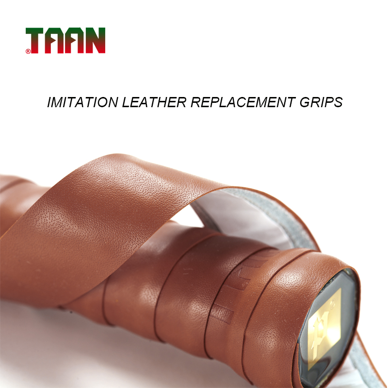 2pcs TAAN TG086 Imitation Leather Replacement Grips