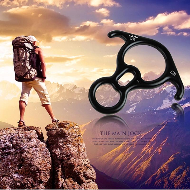 Σχήμα 8 Descender Ring for Aerial Yoga Fly Swing yoga - Fitness και bodybuilding - Φωτογραφία 6