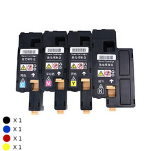 Promotion now  CP105b CP205 Color toner for Fuji Xerox Docuprint CP115w CP115 CP116w CP225W laser , 4 PCS цена 2017