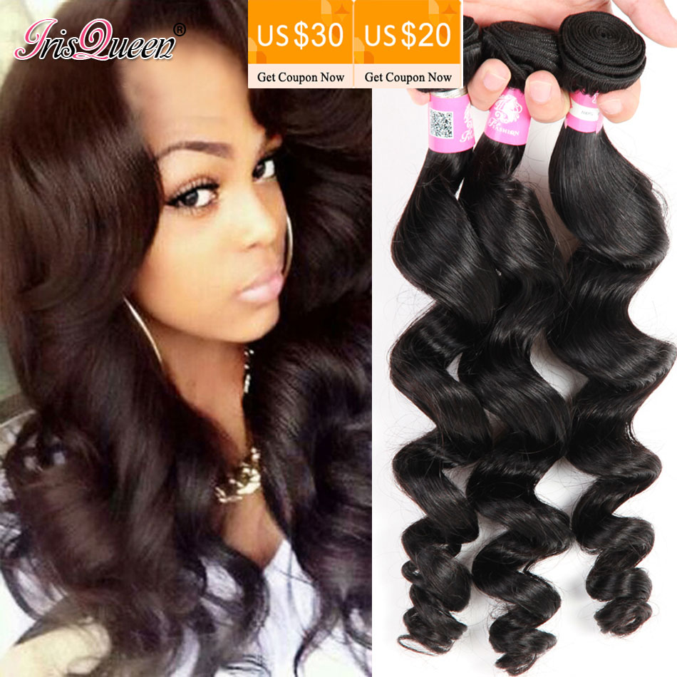 Brazilian Loose Wave 3 Bundles Rosa Hair Products Brazilian Virgin