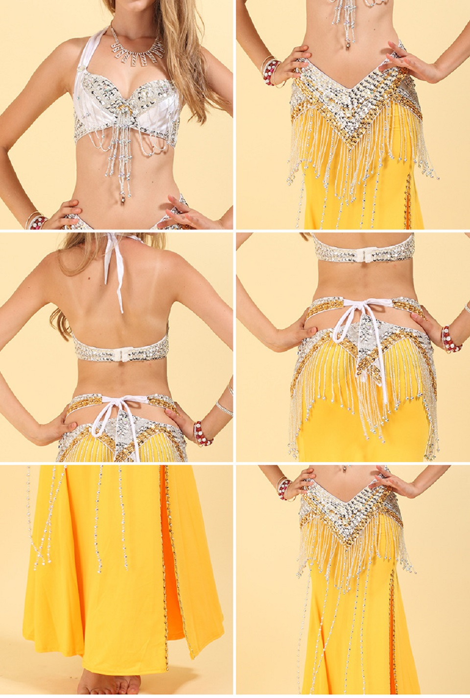 Belly Dance Competition Set