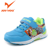 JOYYOU Brand Baby Kids Shoes Fashion Cartoon Synthtic Leather Flats Children's Casual Shoes Little Boys Girls Boots Tenis Sapato