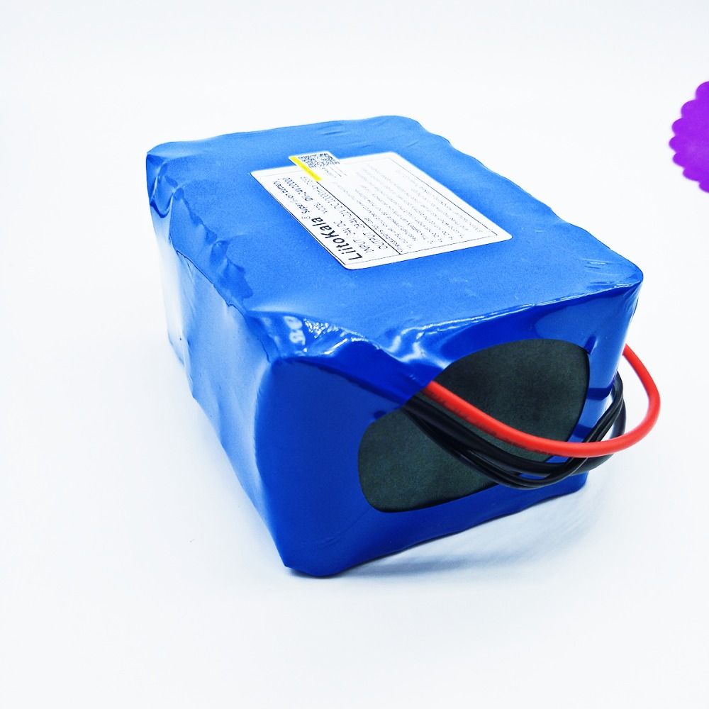 Image 2 - HK LiitoKala 7S5P 24v 10ah battery pack 15A BMS 250w 29.4V 