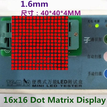 Buy 16x16 led matrix and get free shipping on AliExpress com