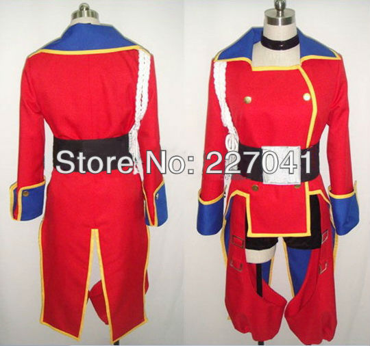 Macorss Frontier F Cheryl Halloween Cosplay Costume Clothes A0133
