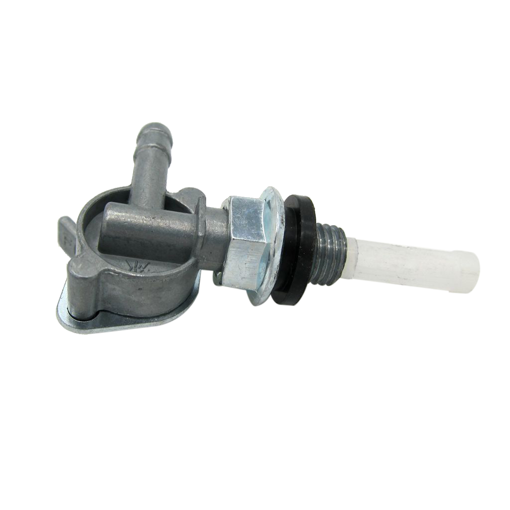 10mm Gas Petrol Fuel Tank Switch Tap Petcock Valve For ATV Quad Motorcycle