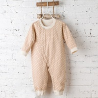Newborn Romper Organic Cotton Baby Boy Clothes Knitted Baby Romper High Quality Baby Girl Clothing Spring