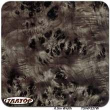 iTAATOP Hydro Printing TSWF227W 0.5M * 2/10/20M Wood Film Hydro Dipping