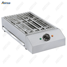 цены EB280 Electric Smokeless Barbecue Oven Grill for bbq machinery Stainless Steel High Power